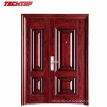 Conception de porte d'entrée de porte en acier TPS-073sm