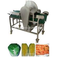 Máquina de corte de legumes e repolho