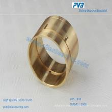 ZCuZn25Al6Fe3Mn3 Guss Bronze Buchse, LG2 Hohe Qualität Bronze Lager, JDB-1U CuSn5Zn5Pb5 Cast gunmetal Bush