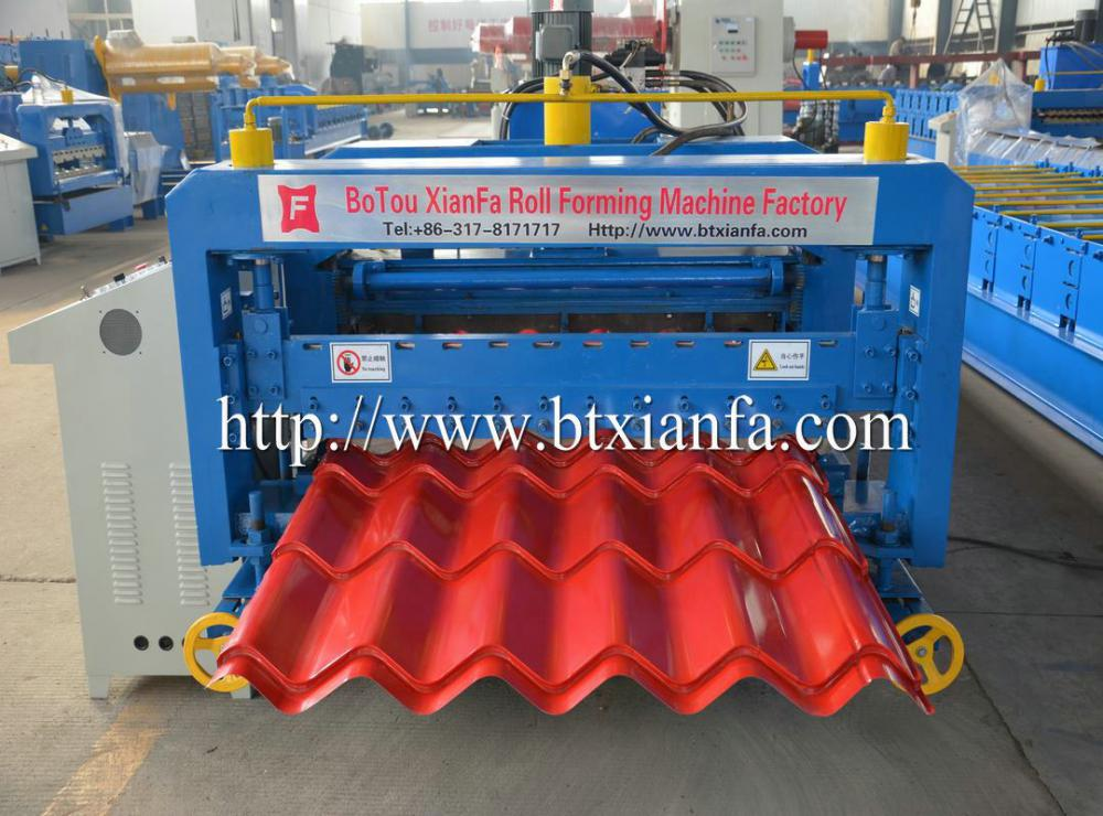 steel forming roll machine 4
