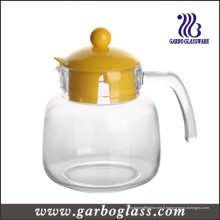 2013 Pichet en verre neuf, pot de verre, pot de thé (GB1125)