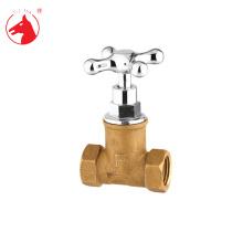 Гарантированный качественный латунный запорный клапан