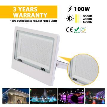 Vente directe d'usine LED projecteurs LED extérieur