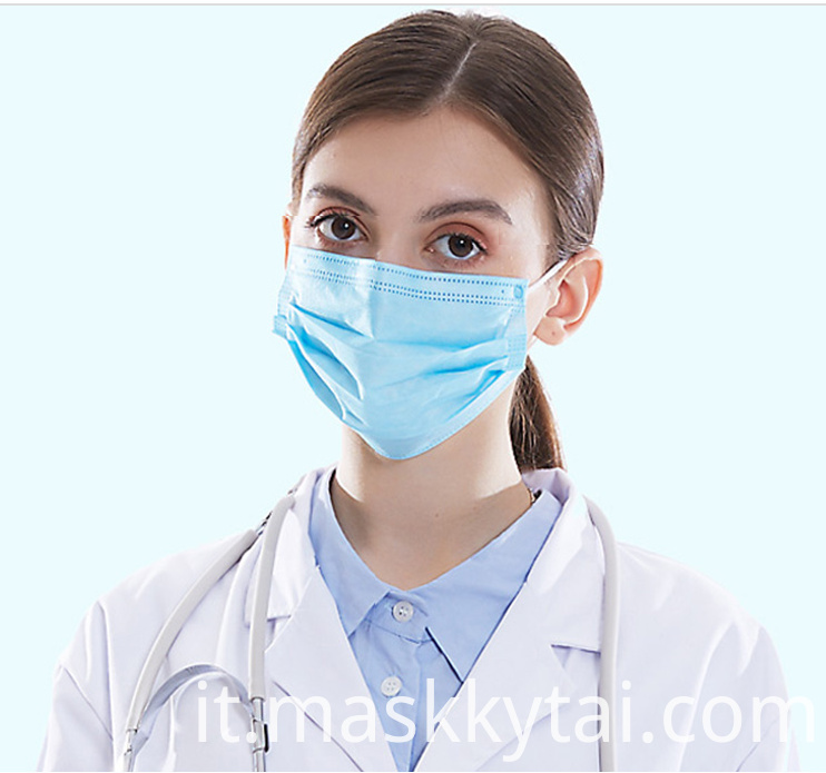 Breathable Sanitation Face Masks