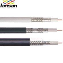 Fabricant certifié ISO9001 de 23 ans, CE, ETL et RoHS approuvé Câble coaxial