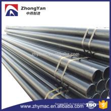 tubulação de aço carbono dos materiais de construção