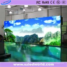 П4.81 крытый прокат полного цвета вел видео-стену для рекламы