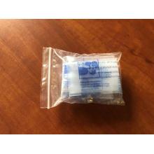Dispositif de masque de réanimation bouche à bouche Quicksaver