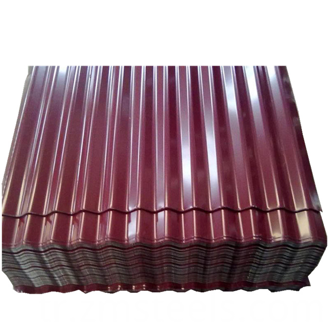 Iron Roof Sheets