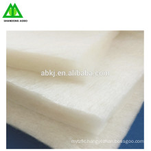 Non-Woven 100% wool cashmere wadding /batting for garment