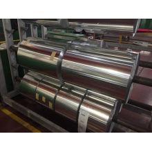 Hoja de aluminio para la tapa médica
