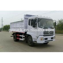 RHD 4X2 unidad Dongfeng Tianjin volquete / Dumper / Volquete con capacidad de carga de 15CBM