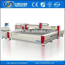 Fabrik Direktverkauf Wasserstrahlschneiden Keramikfliese Maschine
