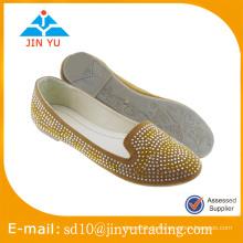 China Schuh Lieferanten Großhandel Mode Dame Schuh