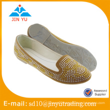 China shoe supplier wholesale fashion lady shoe