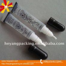 Klare 12ml Plastikbürste Kosmetikrohre für Lippenstift
