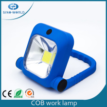 8W COB Folding COB Led Work Light
