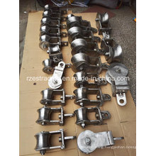 Heavy Duty Marine Stainless Steel Pulley/Snatch Block