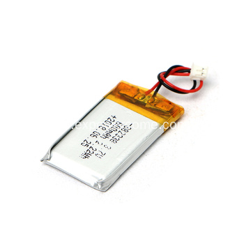 Excellente qualité 382339 3.7V 300mAh Batterie Lipo
