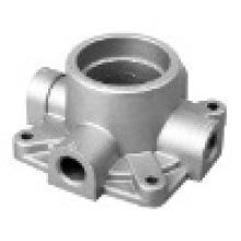 Válvula de alumínio fundido de precisão