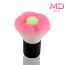Cepillo cosmético de Kabuki con la forma de la flor (TOOL-176)