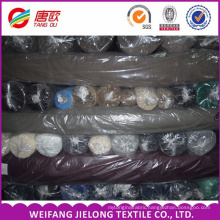 T/C twill dyed fabric for garment stock 65 polyester 35 cotton woven twill TC fabric for Uniform,Workwear,Trousers