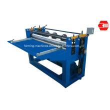Machine à découpage et à découpage automatique en feuilles droites et effilées (Ft1.0-1200)