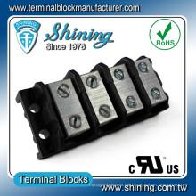 TGP-050-04BSS 50A 4-poliger Power Splicer Elektrischer Anschlussstecker