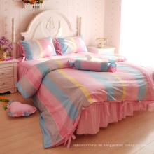 Chinesische traditionelle Stripe Bettdecke