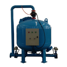 Well Water Purifying System Bypass Filtration Automatic Rapid Sand Filter