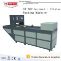 HX-50C Continious Blister Card Packing Machine for Memory Card/USB/Lipstic
