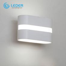 LEDER 6W Widely used white led wall light indoor
