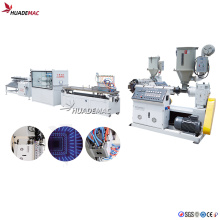 PC Tube Cover Profile Extrusion Line