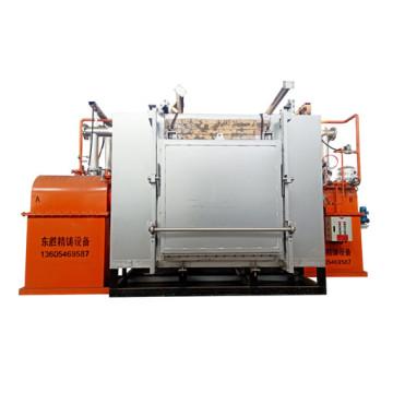 Рекуперативная обжарочная машина для литья под давлением