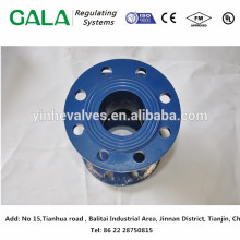 Moulage de métaux OEM de qualité supérieure Y Filtrage Valve Body Casting Iron for gas