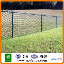 clôture galvanisée de fil de fer de diamant