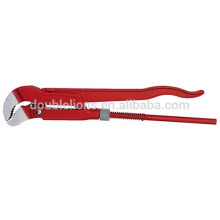 chave inglesa de alta qualidade tipo rígido tubulação chave