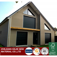 High Quality WPC Wall Cladding Waterproof Wood Plastic Composite Wall Cladding
