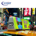 P5 Taxi Top LED Display Wireless Remote Control