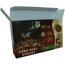 Бумажные коробки с логотипом покупателя для упаковки