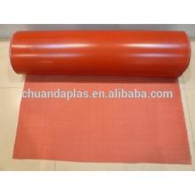 Самая профессиональная ткань из стекловолокна с силиконовой защитой для огнестойкости