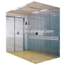 Ascenseur duplex pour ascenseur hospitalier