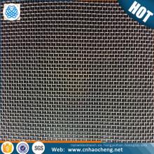 Elemento calentador malla de malla de alambre de tungsteno malla 200