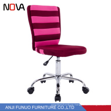 Colorful kids computer chair/office waiting chair for reception room seating