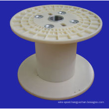 China plastic spools factory sales PN400 wire coil cable reels