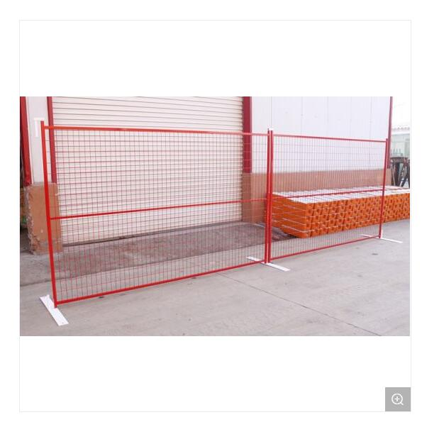 Temporary Steel Fence