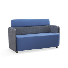 New Fabric Leisure Office Sofa Couch Lounge Sofa for Living Room