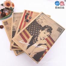Fábrica Vender Audrey Hepburn Cover A4 Notebook