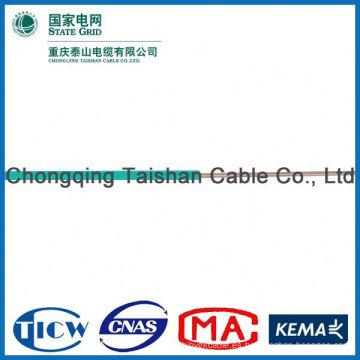 Fuente de alimentación profesional de la fábrica del OEM cable eléctrico negro y rojo