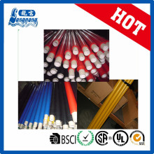 PVC de plástico Jumbo cinta de incendios retardante